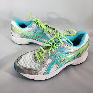 ASICS GEL CONTEND2 Womans Athletic Sneakers Size 9